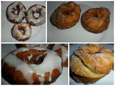 Sabines und Anjas Hobbyeck: Cronut - was ist da wirklich dran? Croissant, Cronut, Doughnuts, Desserts, Food, Dessert Ideas, Food Food, Tailgate Desserts, Meal