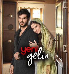 Yeni Gelin bu akşam Show Tv'de başlıyor Movie Titles, Series Movies, Movie Tv, Tv Series, Mehndi Design Pictures, Uk Tv, Turkish Actors, Cute Couples, Tv Shows