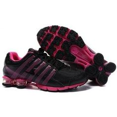 www.asneakers4u.com 407154 012 Nike Shox NZ 2.0 Black Red J04064
