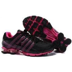 www.asneakers4u.com 407154 012 Nike Shox NZ 2.0 Black Red J04064