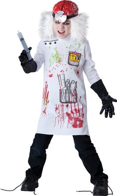 Mad scientist costume - New Site all about costumes! | DIY Ideas | Pinterest | Mad scientist costume Scientist costume and Mad scientists  sc 1 st  Pinterest & Mad scientist costume - New Site all about costumes! | DIY Ideas ...