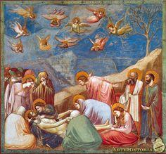 Llanto sobre el Cristo muerto - Obra - ARTEHISTORIA V2