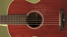 Guitar Gallery presents Vintage Gibson L-0 Peanut Guitar- super woody tone, fun to play! Light as a feather.