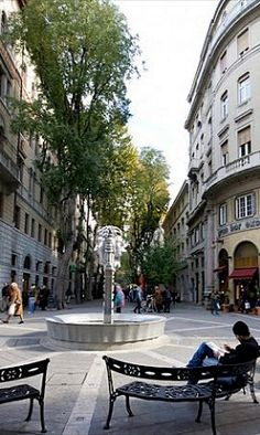 Viale XX Settembre ♦ Trieste, Italy