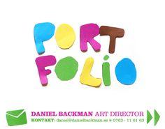 Daniel Backman * Art Director