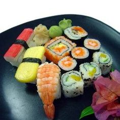 Sushi Baby......Japanese food, Delicious Japanese food