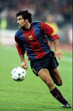 Once upon a time in FCB: Figo