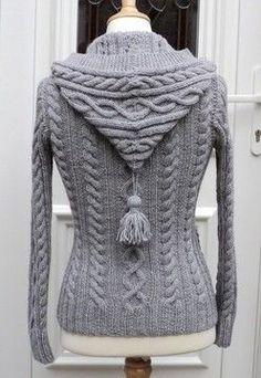 Gilet femme Valérie - explications tricot - Tutoriels de tricot chez Makerist