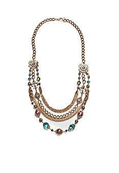 Jinger Adams Go Baroque Collection Necklace - Belk.com