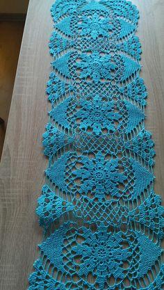 Best 12 How to Crochet Wave Fan Edging Border Stitch Crochet Mat, Crochet Dollies, Filet Crochet, Crochet Home, Crochet Shawl, Crochet Flowers, Crochet Table Runner Pattern, Crochet Doily Patterns, Crochet Diagram