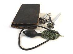 Vintage Welch Allyn Sigmoidoscope Enema Kit by MomsantiquesNthings
