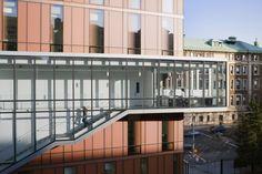The Diana Center at Barnard College / Weiss Manfredi