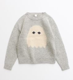 CUTEST GHOST SWEATER THAT IS IMPOSSIBLE TO FIND/BUY ANYWHERE