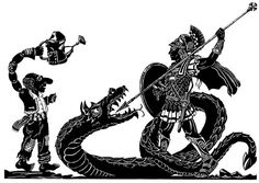 Alexander and the Accursed Snake. Shadow Theatre, Puppet Theatre, European Languages, Shadow Puppets, Snake, Dragon, History, Illustration, Temple