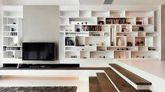 Sunken living room flooring ideas