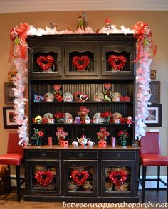 this woman's home is to die for she decorates so lovely