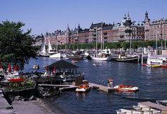 go to Sweden