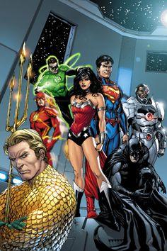 Justice league!!