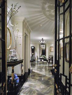 Spaces Interior French Doors Design, Pictures, Remodel, Decor and Ideas - page 3