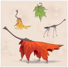 Cute Fantasy Creatures, Mythical Creatures Art, Mythological Creatures, Magical Creatures, Mystical Creatures Drawings, Creature Concept Art, Creature Design, Cute Animal Drawings, Cute Drawings