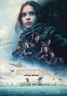 Rogue One : A Star Wars Story réalisé par Gareth Edwards : j'ai détesté car j' n'y ai trouvé aucun intérêt artistique et scénographique. Par ailleurs, les héros sont fades à mon goûts. http://place-to-be.net/index.php/cinema/en-salles/5660-rogue-one-a-star-wars-story-realise-par-gareth-edwards