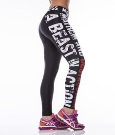 Fitness leggings Beast MyWay2fitness