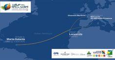 Le Rallye des Iles du Soleil, départ des Canaries en novembre 2017, cap sur Marie Galante