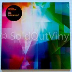 Andrew McMahon - The Pop Underground Vinyl