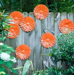I Want To Do Something Like This On Our Fence With The Kiddo Crafts Backyard