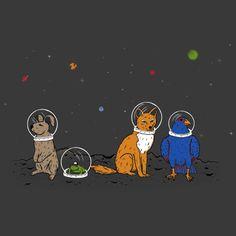 Star Fox Artist Unknown