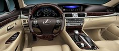 Awesome Lexus: 2016 Lexus LS - Luxury Sedan  Lexus LS Check more at http://24car.top/2017/2017/08/04/lexus-2016-lexus-ls-luxury-sedan-lexus-ls-4/