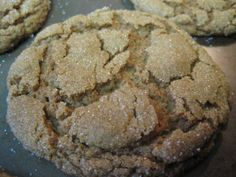 Soft Gingerbread Cookies (Gluten Free & Vegan) - These Things I Love