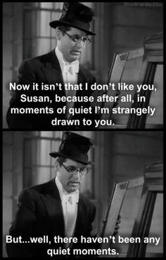 Bringing Up Baby: Cary Grant