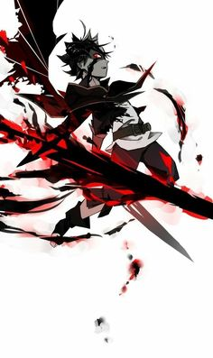 Asta And Yuno Are Licht's Son Origin Theory Demon Manga, Manga Anime, Fanart Manga, Film Manga, Dark Anime, Black Clover Manga, Estilo Anime, Black Cover, Slayer Anime
