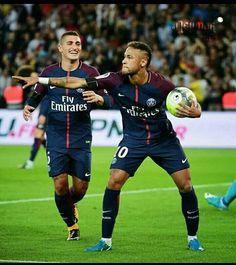 Neymar × Verratti