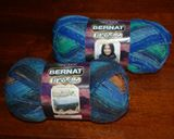 Self-Striping Yarn: Bernat Mosaic Is an Example of Self-Striping Yarn.