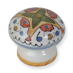 "Atlas Homewares 3160-03 1-3/4 Inch Diameter Siena Cabinet Knob from the Ceramic Collection Siena is a Tuscan city filled with happiness and joy Projection: 1-1/2""Diameter: 1-3/4""Designed for use with drawer fronts and cabinets2 Screw sizes included Start your guest s first impression with style and choose a distinctive house number from Atlas Homewares. Follow it up with one of their door bells or door knocker. It could be the cabinet knob or pull that starts your guest thinking that you…"