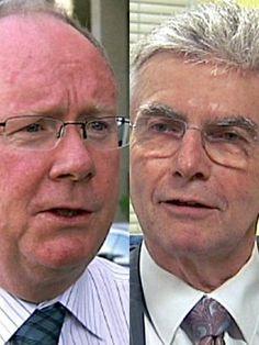 Patrick Conlon and John Hill
