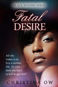 Fatal Desire (Black Widows, #3)