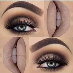 Stunning in every way!  @makeupthang | #makeup