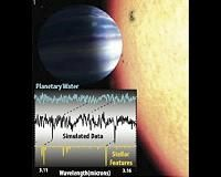 NRL Researchers Detect Water Around a Hot Jupiter
