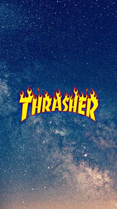 Thrasher Wallpaper on Behance My Sanctuary☃️☪️ in 2019