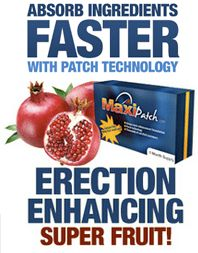 "This patch system states to be the secret that ""pornstars"" have been using to gain hard erections quality according to product's label ! Must see Review..  http://becomingalphamale.com/maxi-patch-male-enhancement-patch-review-must-see"