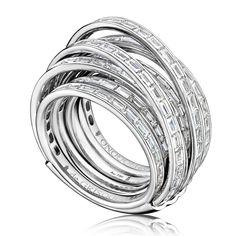 Rosamaria G Frangini | High Diamond Jewellery | De Grisogono, Allegra  Collection Ring.