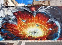 30+ All Time Best Graffiti Street Art Paintings