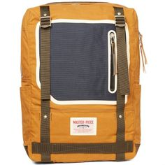 Master-Piece Area Backpack (Camel)