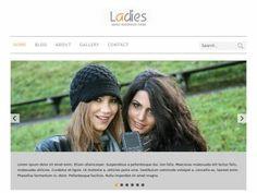 Светлый HTML5 шаблон для сайта блога, в комплекте есть необходимые страницы демонстрации постов, адаптивный макет Bootstrap 3.