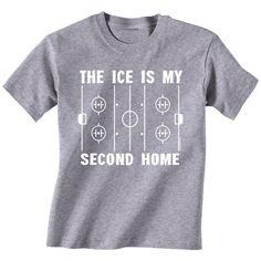 Hockey Short Sleeve Tshirt