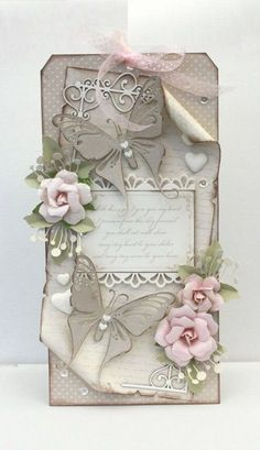 Hi, I have made a giant tag, 5 x 10.5 inches in size. It's perfect for weddings if you want to write a poem or some good wishes for the bride and groom. I hope you like it. Hugs, Johanna Pion products