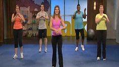 Leslie Sansone - Cardio Slimdown - walk 1 Mile